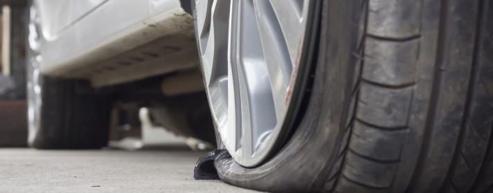 Tire Blowouts & Personal Auto Insurance Plano TX