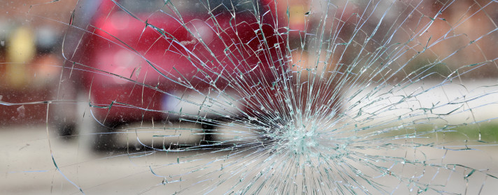 Whether you need to repair or replace it, know you're covered when a rock hits your windshield.