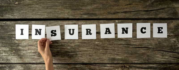 spelling out insurance with letter tiles, surprising things about your home insurance